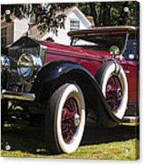 Vintage Rolls Royce Phantom Acrylic Print