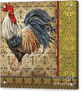 Vintage Rooster-c Acrylic Print