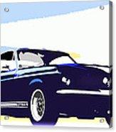 Vintage Shelby Gt500 Acrylic Print