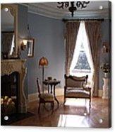 Vintage Sitting Room Acrylic Print