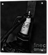 Vintage Spark Plug  6  Acrylic Print