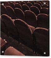 Vintage Theater Acrylic Print