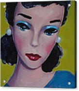Vintage Toy Series Acrylic Print by Kelley Smith