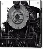 Vintage Train 90 Acrylic Print
