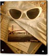 Vintage Travel Acrylic Print