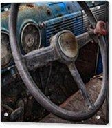 Vintage Truck 2 Acrylic Print