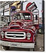 Vintage Truck Acrylic Print
