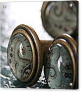 Vintage Turquoise 3 Acrylic Print