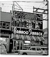 Vintage Vancouver 1961 Acrylic Print