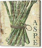 Vintage Vegetables 1 Acrylic Print