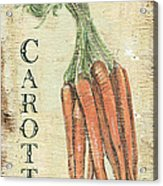 Vintage Vegetables 4 Acrylic Print