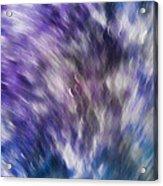 Violet Breeze Acrylic Print
