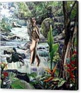 Virgin Forest Acrylic Print