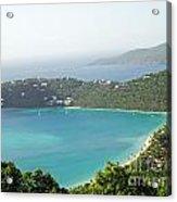 Virgin Islands Acrylic Print