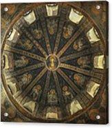 Virgin Mary Cupola Acrylic Print