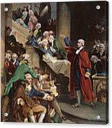 Virginia: Patrick Henry, 1765 Acrylic Print
