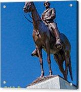 Virginia State Memorial 7d02297 Acrylic Print