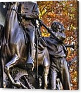 Virginia To Her Sons At Gettysburg - War Fighters - Band Of Brothers 1b Acrylic Print
