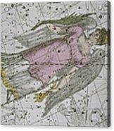 Virgo From A Celestial Atlas Acrylic Print