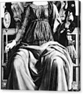Virtues Prudence C1470 Acrylic Print