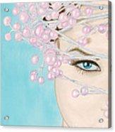 Visions Of Sugarplums Acrylic Print