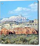 Visions Of Utah Acrylic Print