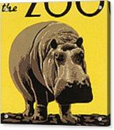 Visit The Philadelphia Zoo Acrylic Print