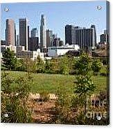 Vista Hermosa Park Los Angeles California Acrylic Print
