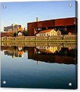 Vistula River 2 Acrylic Print