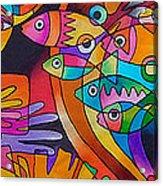 Viti Tolu - Fiji IIi Acrylic Print