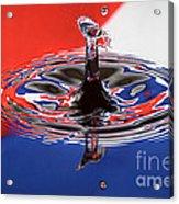 Viva Cuba Libre Acrylic Print