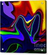Vivacity  - Abstract  Acrylic Print