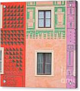 Vivid Decorations Acrylic Print