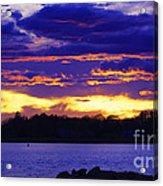 Vivid Skies Acrylic Print