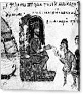 Vladimir I Envoys Acrylic Print