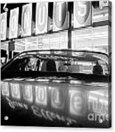 Vn Blvd.-029-30a Donuts Reflection Acrylic Print