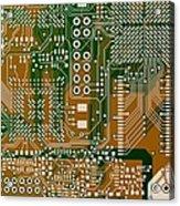 Vo96 Circuit 3 Acrylic Print
