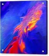 Volcanic - Abstract Acrylic Print