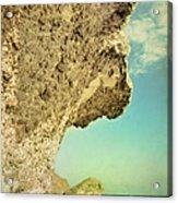 Volcanic Paradise Acrylic Print