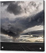 Volcanic Plumes With Poisonous Gases Acrylic Print