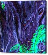 Volcanic Tree 2 Acrylic Print