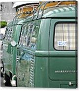 Volkswagen Vw Bus Acrylic Print