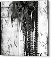 Voodoo In New Orleans Acrylic Print by John Rizzuto