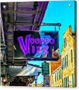 Voodoo Vibe Acrylic Print