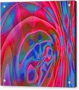 Voracious Acrylic Print