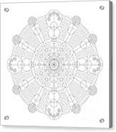 Vortex Acrylic Print