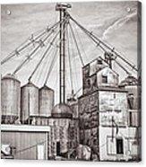 Voyces Mill Acrylic Print