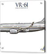Vr-61 2014 Acrylic Print