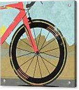 Vuelta A Espana Bike Acrylic Print