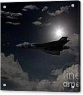 Vulcan Moon  Acrylic Print